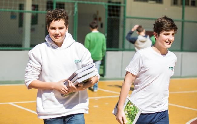 Espaço do Aluno - Colégio Geração - Ensino Fundamental 2
