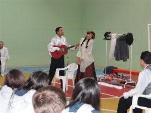 Teatro Vanguarda - Terceirão Colégio Geração
