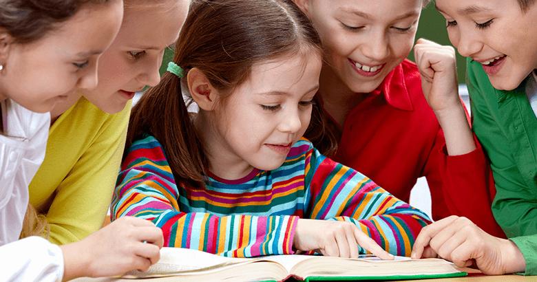 Como incentivar a criança a gostar de ler