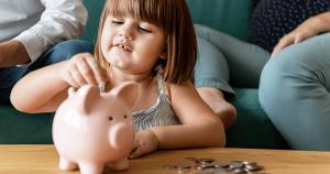 Educação financeira desde a infância