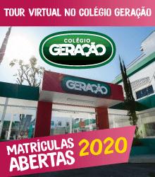 Tour Virtual no Colégio Geração